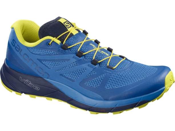 Salomon Sense Ride Herre Blue/Indigo/Sul...